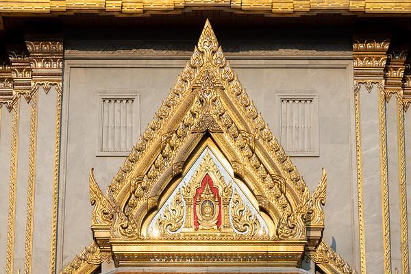 Phra Maha Mondop, Wat Trimit