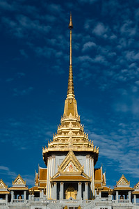 Phra Maha Mondop, Wat Traimit (Temple of the Golden Buddha)