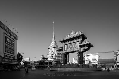 Wat Trimit & Odeon Circle