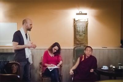 Dolpo Tulku's lecture about Bardo