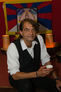 Lama Sangye Monlam in Prague