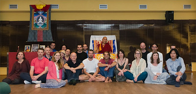 Teaching of Lama Sangye Monlam in Prague 11-13 July 2014