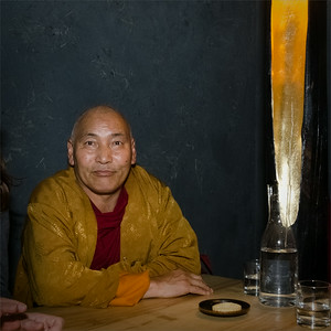 Lama Sangye Monlam in Prague 2014