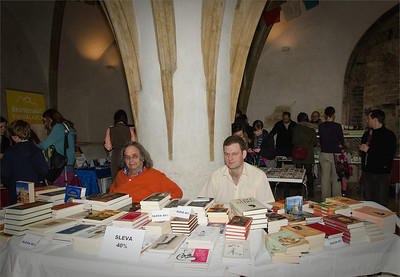 Stalls in Losar 2141 Prague - Pragma publisher.