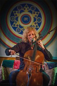 Dorka Barova concert in Losar 2141 Prague