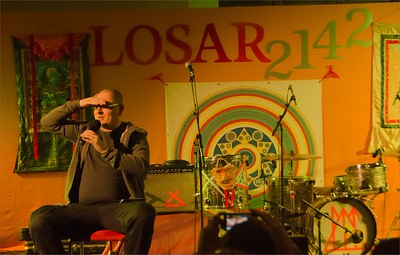 Losar 2142 - Praha 2015