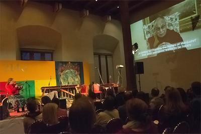 Oslava tibetského nového roku - Praha 2015
