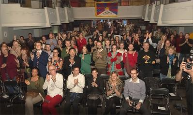 Techung concert Prague