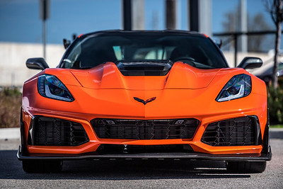 Budds Corvette ZR1