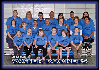 Special Olympics Water Rockets