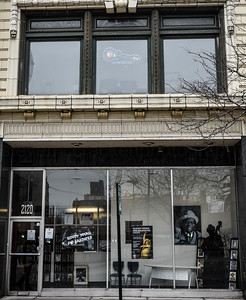 "Wille Dixon's ""Blues Heaven Foundation"", 2120 South Michigan Ave., formerly the site of Chess Records."