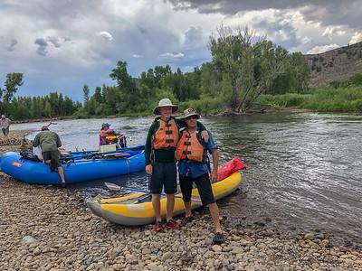 Gunnison River. 7/21/18