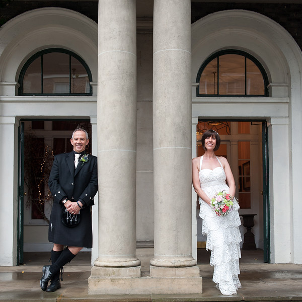 Mr Murray Banks of Coatbridge, North Lanarkshire married Jess Walsh from Pembroke Dock, South Wales in a Humanist Hand Tying Ceremony at The Grange Hotel in York on June 7th.  The couple, now of Stamford Bridge, York then honeymooned in Madeira.