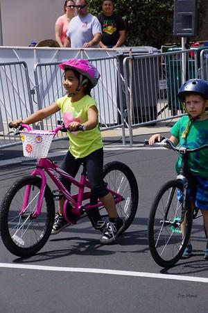 Budweiser Sequoia Cycling Classic Kids race