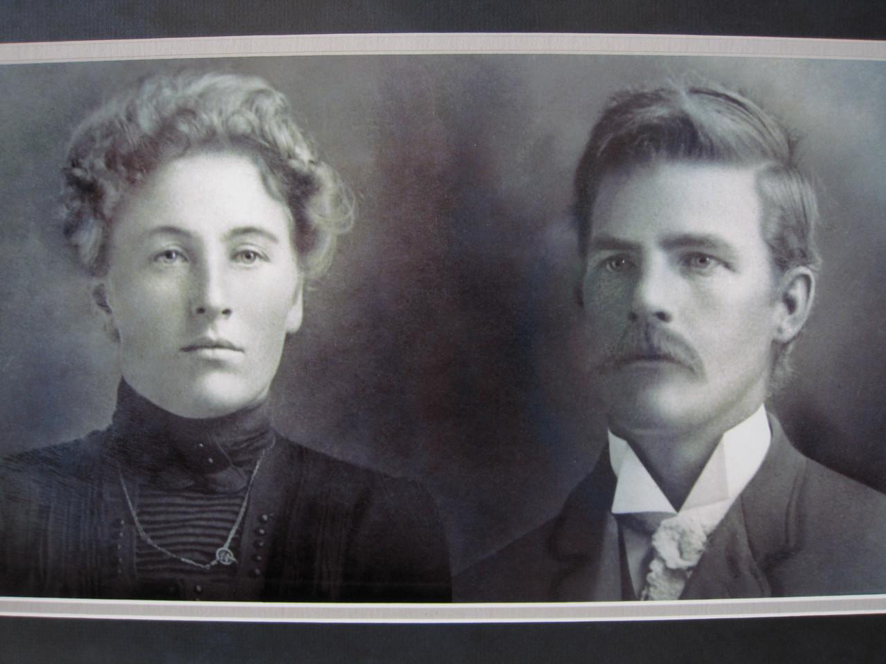 Phillis Sehrer's Parents