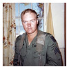 TB-01: Terry Buelow of 2nd Platoon at Ft Hood in 1967.