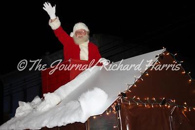 Buena Vista Christmas Parades
