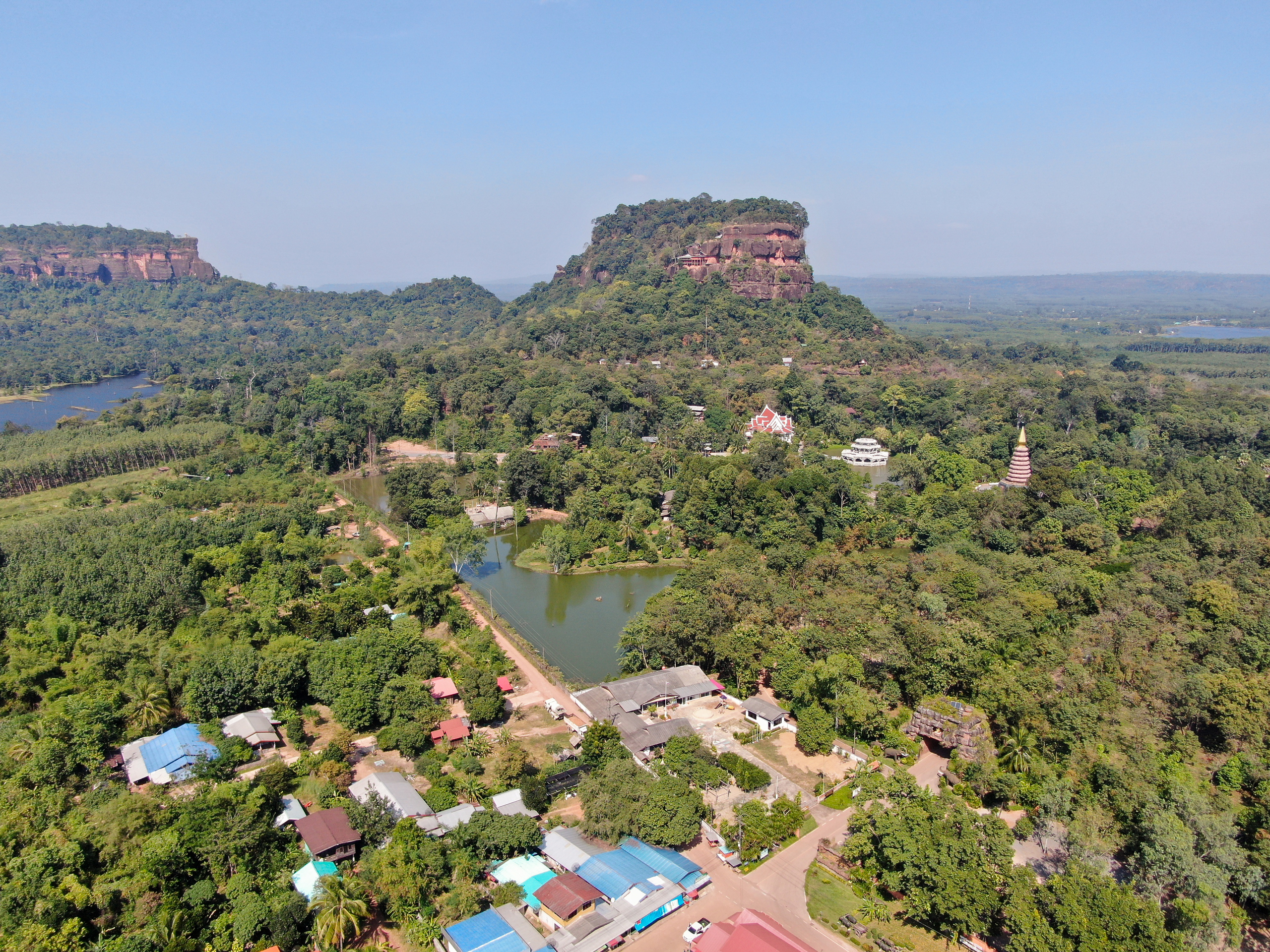 Travel guide to Bueng Kan