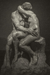 Rodin Lovers Copyright 2020 Steve Leimberg UnSeenImages Com _DSF8565