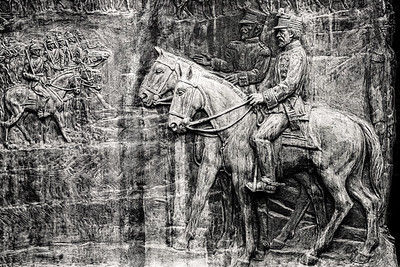 Soldiers on Horseback Copyright 2020 Steve Leimberg UnSeenImages Com _DSC0471-