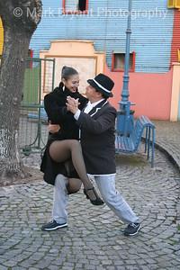 Tango en La Boca
