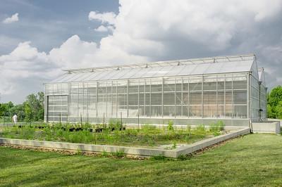 Exterior view, Buffalo Botanical Gardens, Buffalo, NY. Photo by Brandon Vick, http://brandonvickphotography.com/