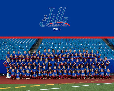 2013 Junior Jill's Buffalo