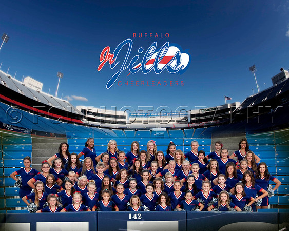 Buffalo Junior Jills