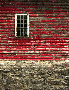 Glen Falls Grist Mill Window - Williamsville NY