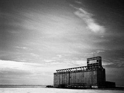 Grain Elevator 2 - Buffalo NY