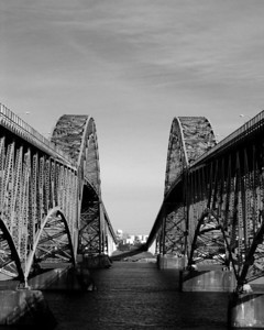 South Grand Island Bridges - Buffalo NY