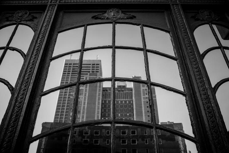 Window Reflections - Buffalo NY