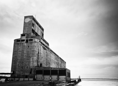 Grain Elevator - Buffalo NY