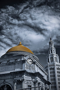 Buffalo Savings Bank | Gold Dome - Buffalo NY