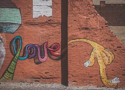 Urban Art - Buffalove, NY