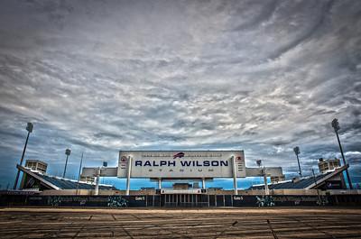 Ralph Wilson Stadium - Buffalo NY