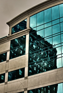 Architecture Reflections - Buffalo NY