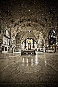 Buffalo Central Terminal - Buffalo NY