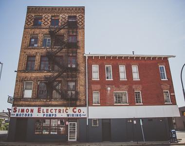 Storefronts - Buffalo NY