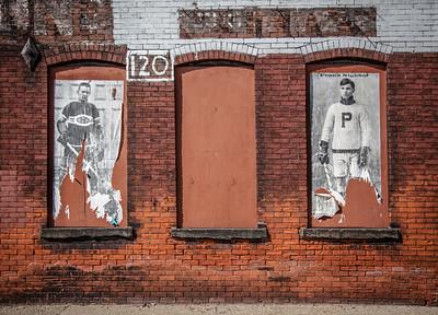 Cobblestone Facade - Buffalo NY