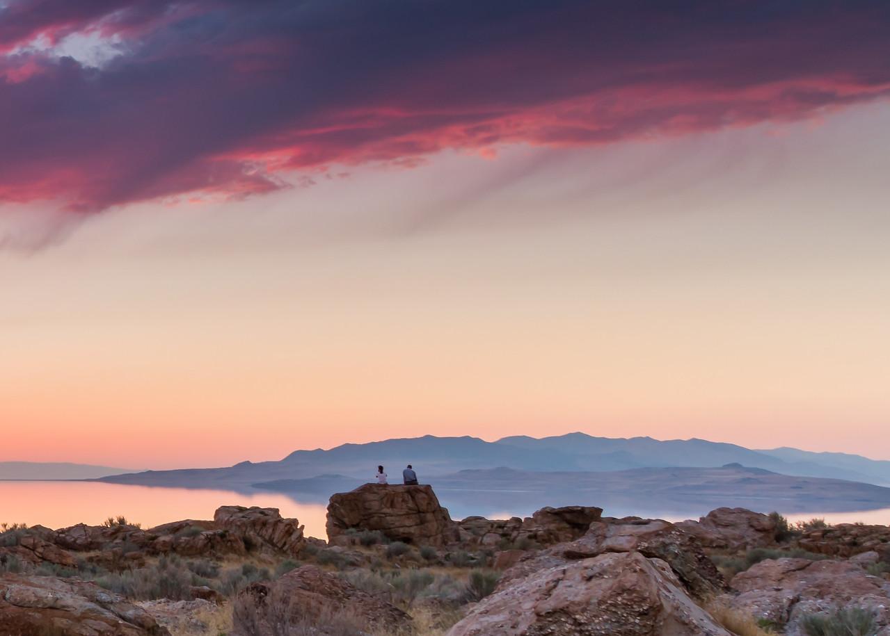 Sunset Virga