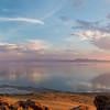 Buffalo Point Sunset Panoramic