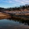 Sand Hole Reflection