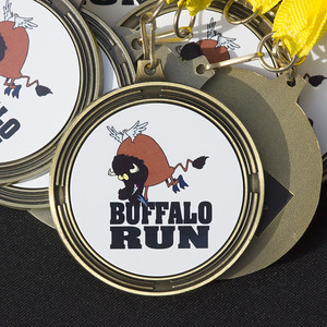 Buffalo Run 5K - 2017 Pre and Post Photos