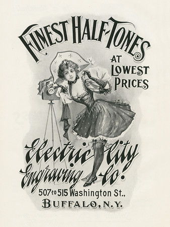 Electric City Engraving Co., Buffalo, NY, 507 to 515 Washington St., 1901
