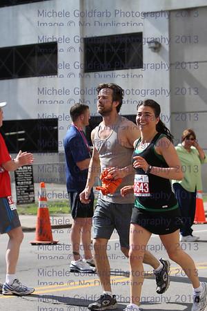 Kristen, Greg,  Run, Way to go!!