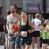 Greg & Kristen, Run, Way to go!!