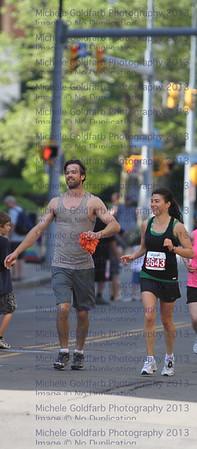Greg & Kristen, Run, Greg & Kristen, Run, Way to go!!