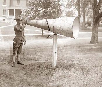 Bugle Megaphones