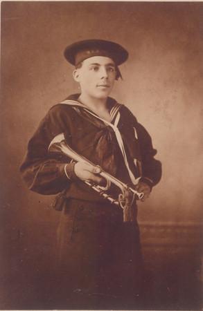 Buglers of WWI